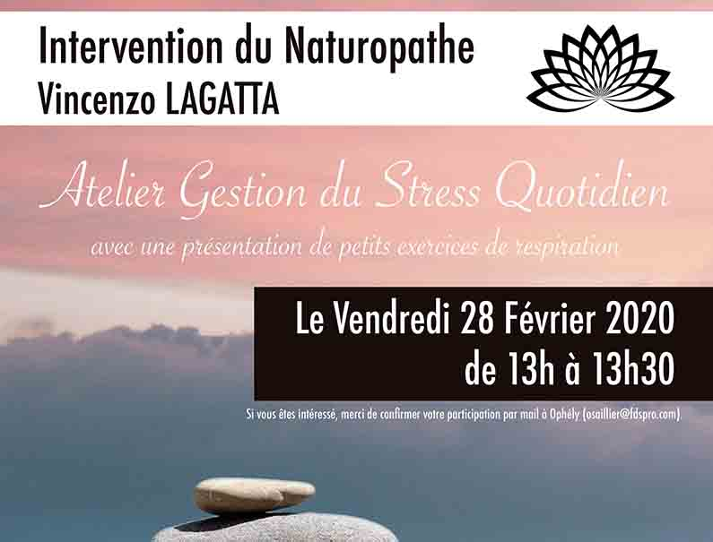 Intervention Naturopathe