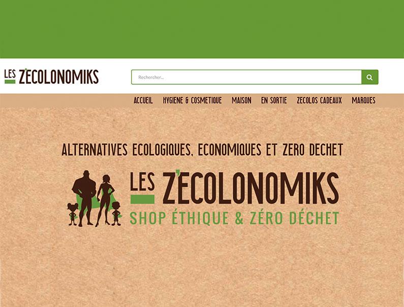 La boutique Les-zecolonomiks.com